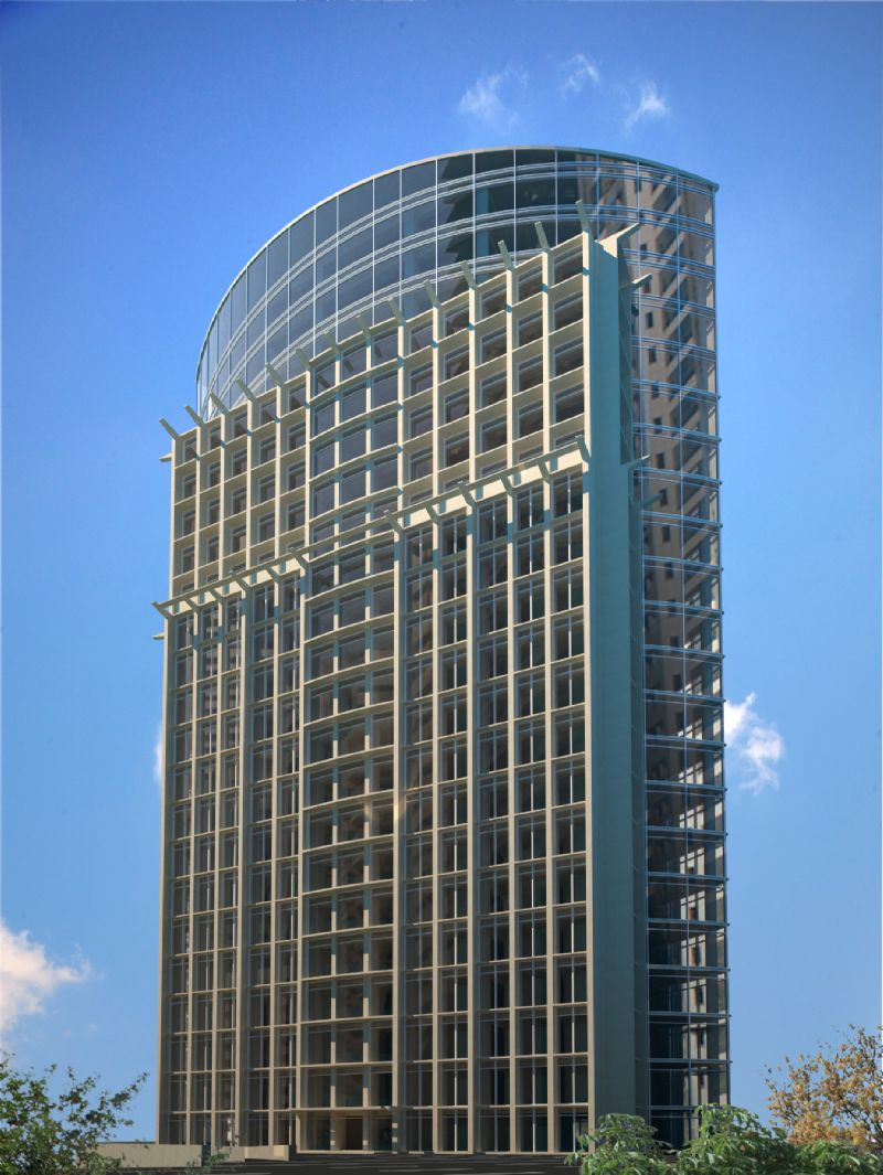 HIGH RISE STRUCTURES  ARBEL BOMONTI BUSINESS CENTER  26.000  m2