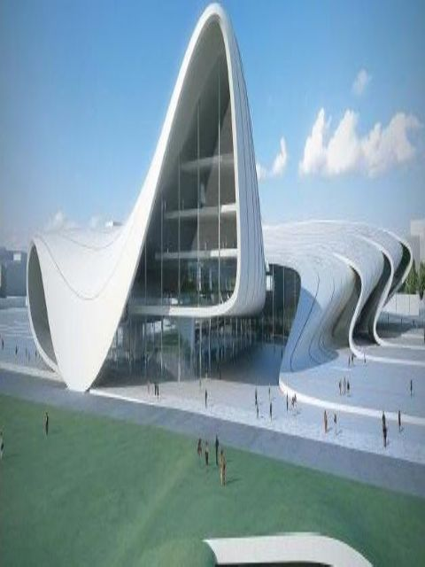 BUSINESS & CULTURAL CENTERS  HEYDAR ALIYEV CULTURE CENTER  80.000  m2