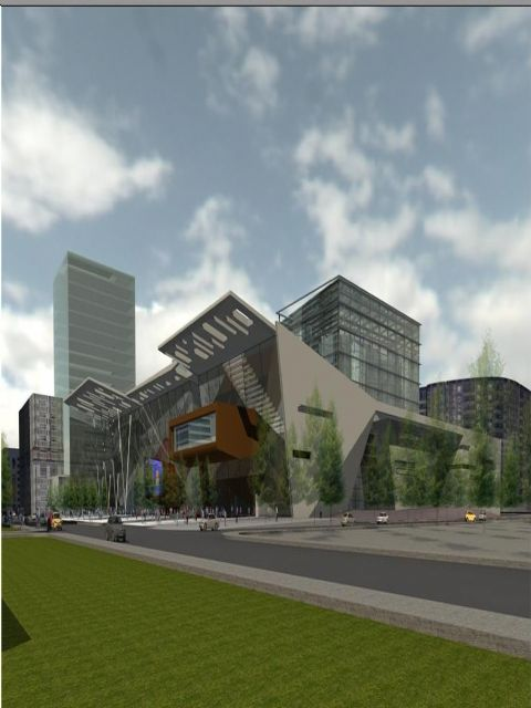 BUSINESS & CULTURAL CENTERS  ASTANA EXPO CENTER COMPLEX  200.000  m2