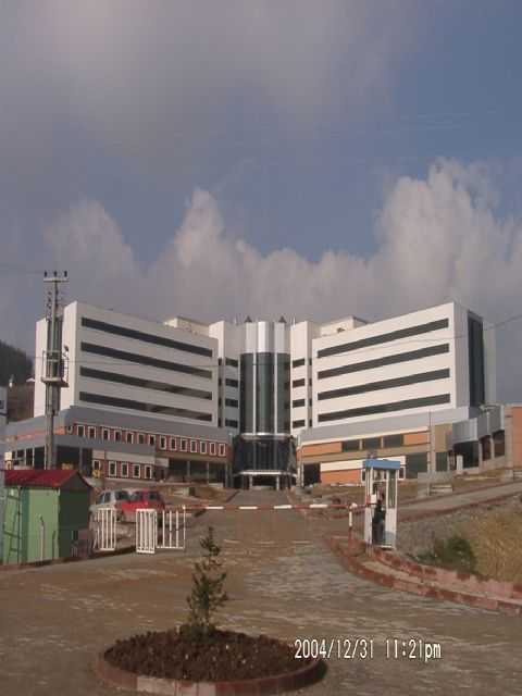 HOSPITALS  KOCAELI UNIVERSITY RESEARCH HOSPITAL  80.000  m2